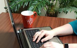 WKU laptop